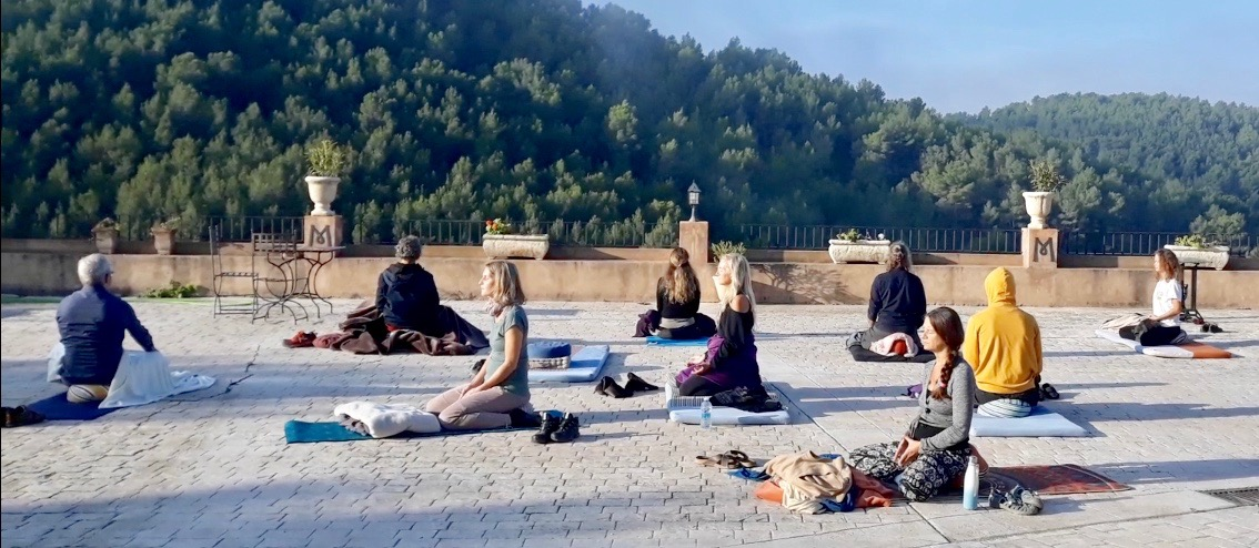 Tantric Community Spain Meditation